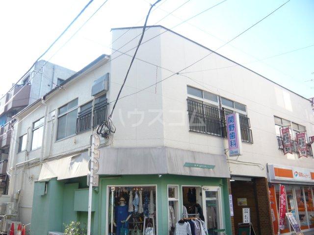 関野アパート外観写真