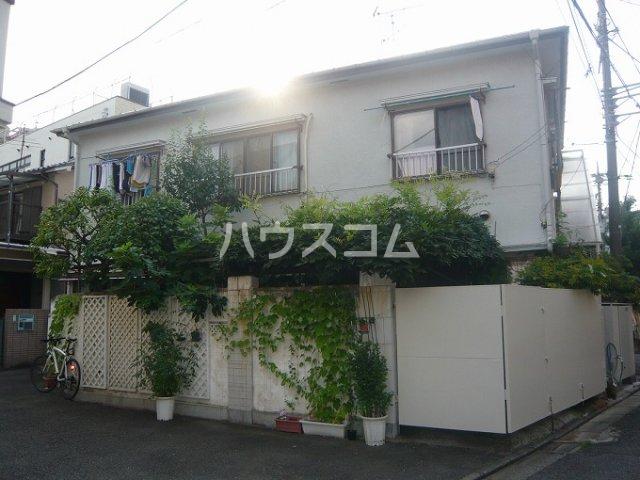 山本アパート 203号室の外観