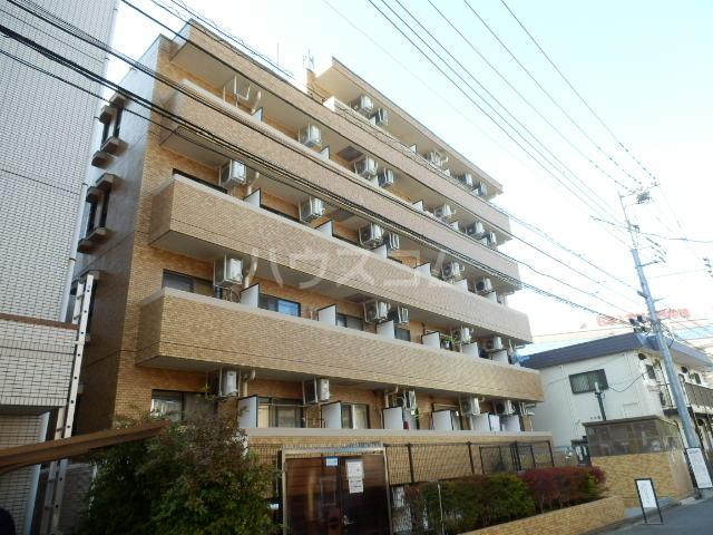 ライオンズマンション蒲田第3外観写真