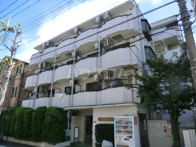 ハイタウン羽田外観写真