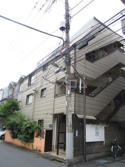 岡本マンション 303号室の外観