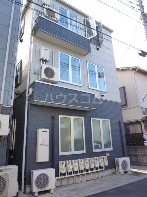 エスポワール羽田壱番館外観写真
