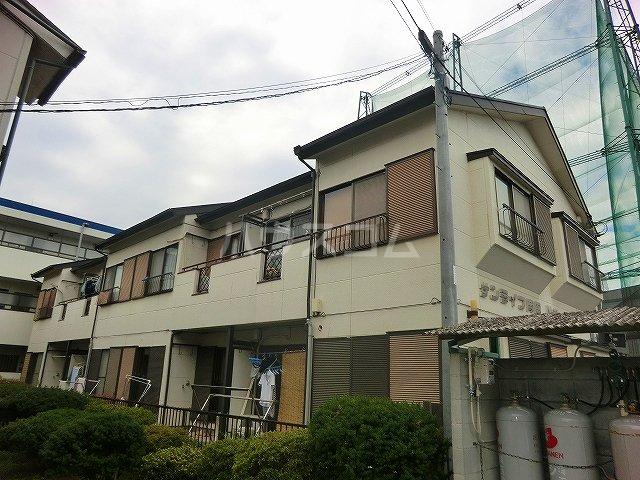 サンライフ岡田1 1-201号室の外観