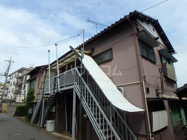 石山荘 101号室の外観