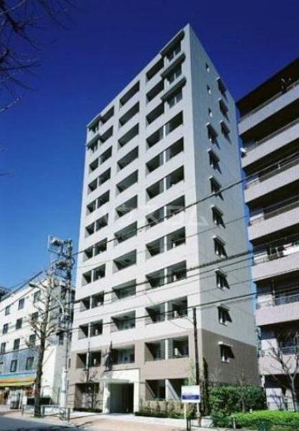 プラウドフラット笹塚外観写真