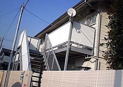 武蔵野ホームランドハイツ外観写真