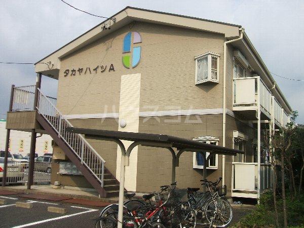 タカヤハイツA外観写真