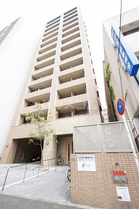 S-FORT福岡県庁前 1203号室の外観