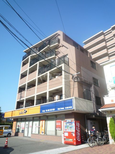 恵比須千早ビル 201号室の外観