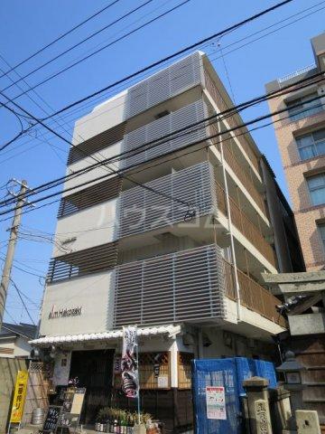スリム箱崎 306号室の外観