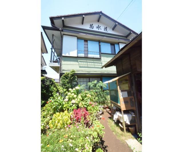 菊水荘 201号室の外観