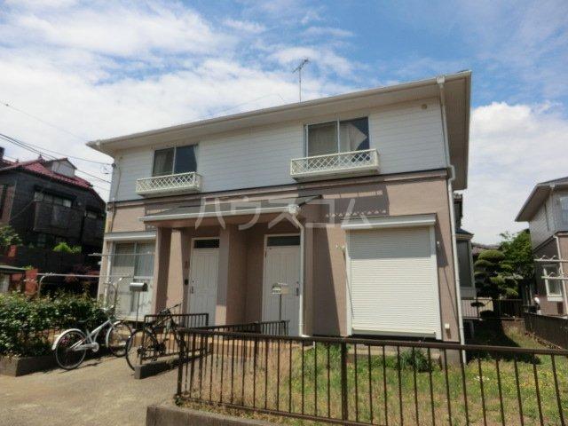 勝田台タウンハウスC棟外観写真