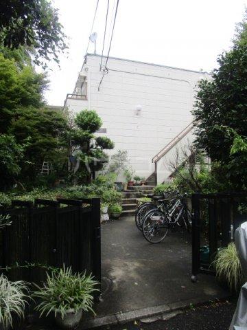 ガーデン石原外観写真