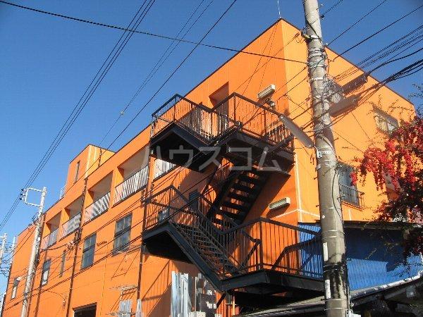 オレンジビル外観写真