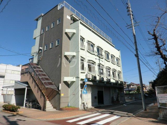 上名古屋マンション外観写真