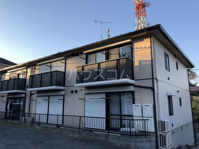 水道山ハイツ外観写真