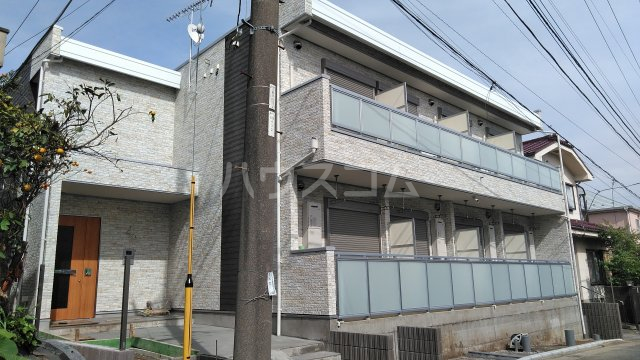 リブリ・フチュール二俣川外観写真