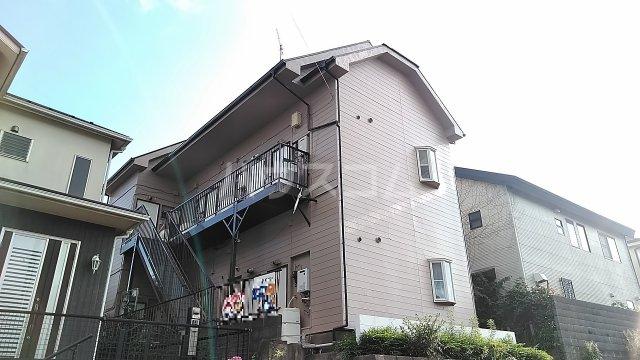 キャッスル峰岡 202号室の外観