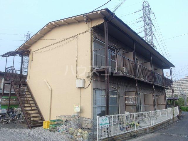 ハウス太田第2 112号室の外観
