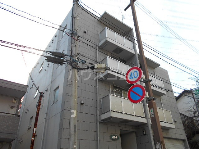 IWS-apartment外観写真