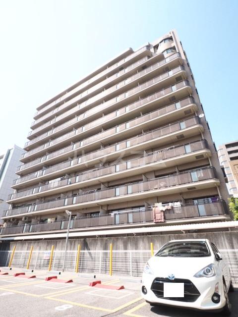 ライオンズマンション徳川外観写真