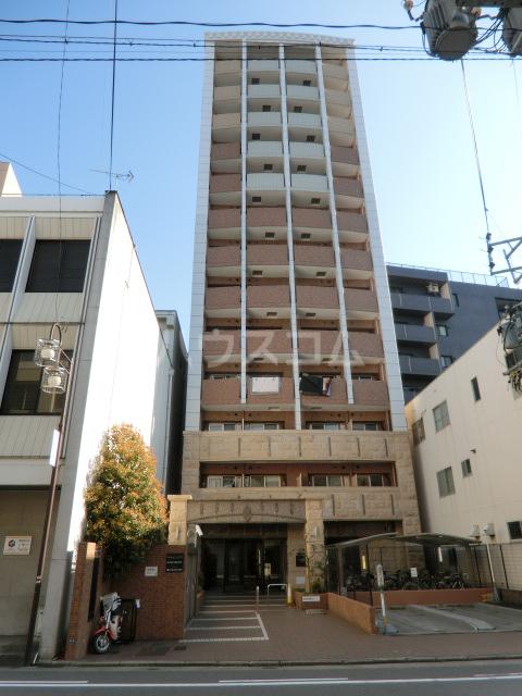 プレサンス大須観音駅前サクシード外観写真