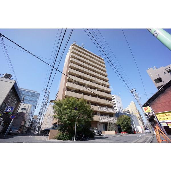 プレサンス名古屋駅前プラチナム外観写真