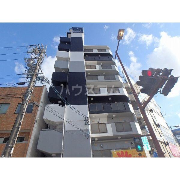徳川マンション外観写真