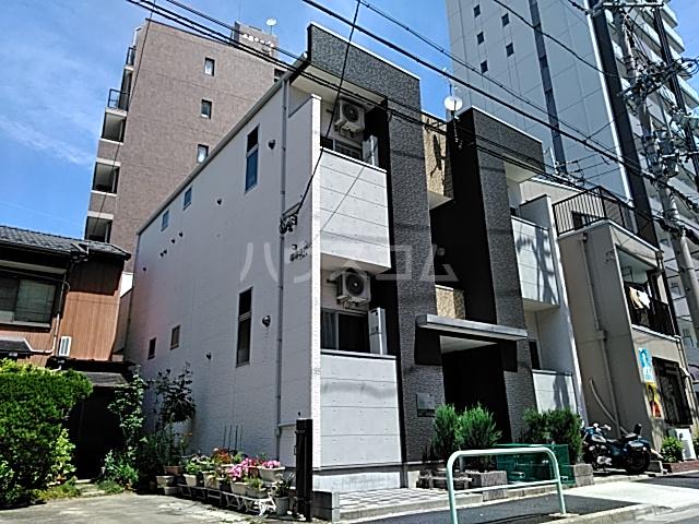 ライカート新栄外観写真