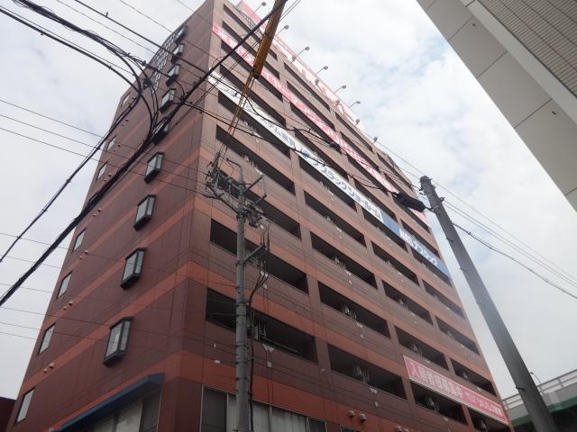 リバパレス鶴舞外観写真