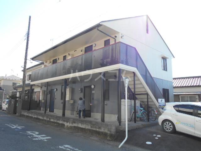 コーポ増田A棟 101号室の外観