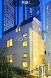 グランエッグス西新宿S外観写真