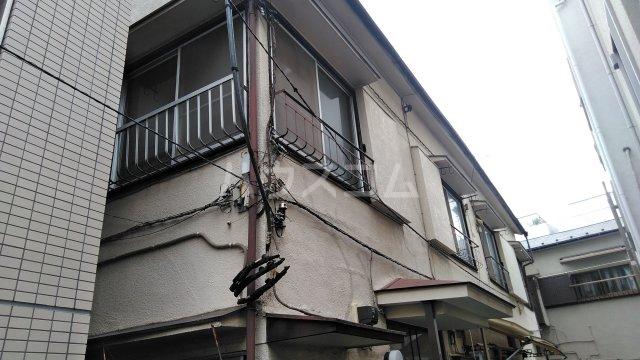 門間アパート外観写真