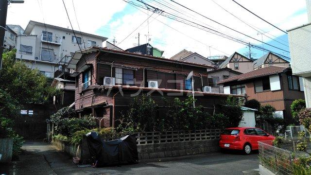 高橋荘外観写真