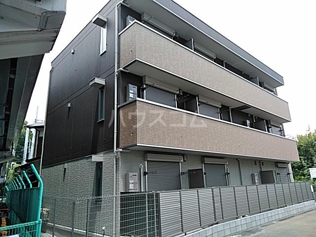 仮)D-room生田 103号室の外観