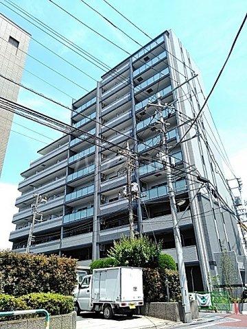 GENOVIA隅田川west skygarden外観写真