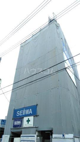 (仮称)吉沢様マンション外観写真