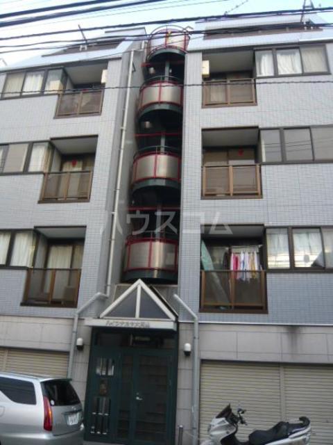 ハイツナカヤ大岡山 502号室の外観