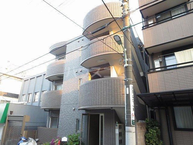 エクセルコート大岡山 205号室の外観