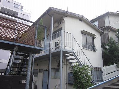 津田アパート 7号室の外観