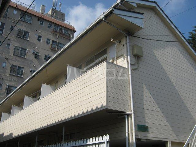 クレスト武蔵野外観写真