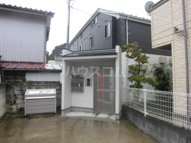 アイコート武蔵小金井外観写真