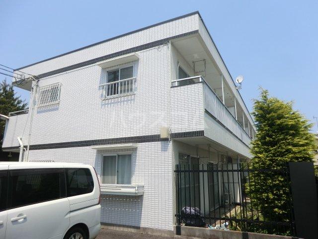 パールコート武蔵小金井外観写真