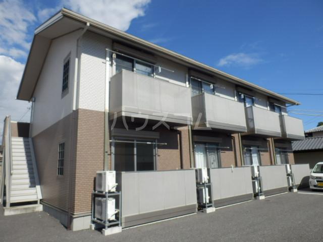 メゾンHANAMARU B棟外観写真