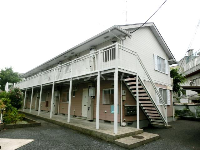 フルハウス宇田川A外観写真
