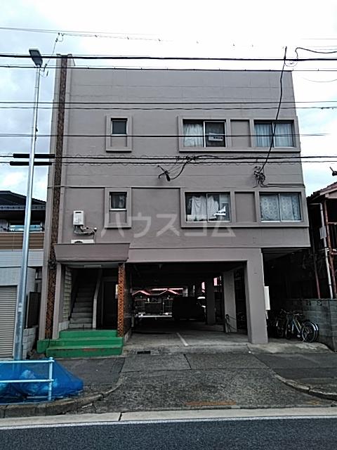 京第一マンション外観写真
