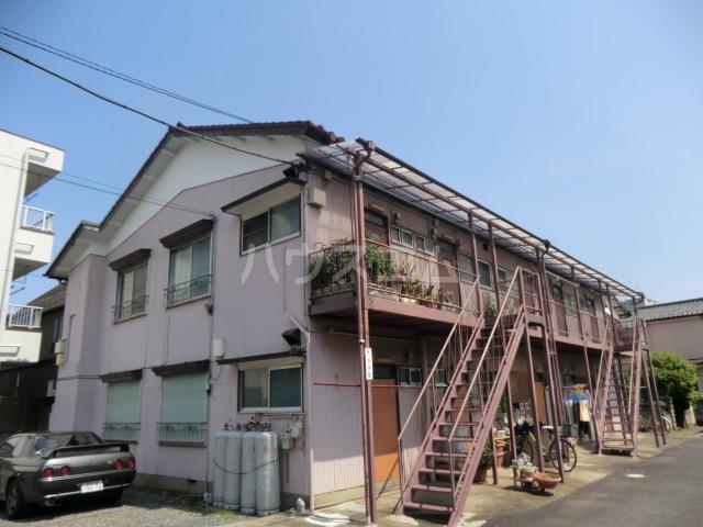 第一小川荘外観写真