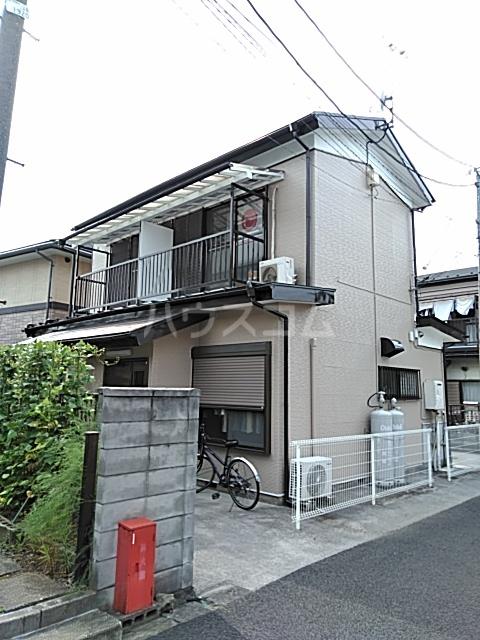 小川様テラスハウス5号棟外観写真