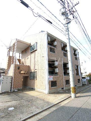 サンシティ箱崎 103号室の外観