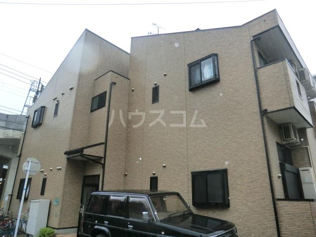 ピュア箱崎東七番館 101号室の外観